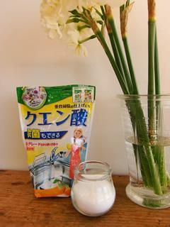 クエン酸(食品レベル)